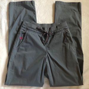 Med Couture grey scrub pants XXS
